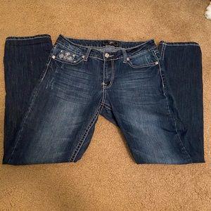 Dark wash Cato jeans